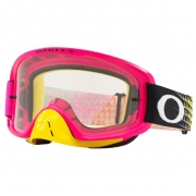 Oakley O Frame 2.0 Goggles - Dissolve Pink Yellow Clear