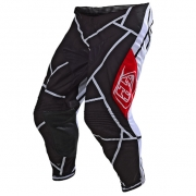 Troy Lee Designs SE Metric Black White Pants