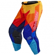Troy Lee Designs Kids GP Air Jet Navy Orange Pants