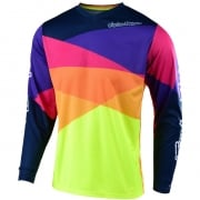 Troy Lee Designs Kids GP Jet Red Yellow Jersey