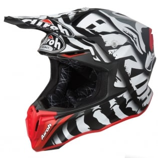 Airoh Twist Legend Black Matt Helmet