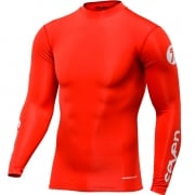 Seven MX Zero Compression Red Jersey