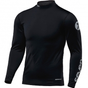 Seven MX Zero Cold Compression Black Jersey