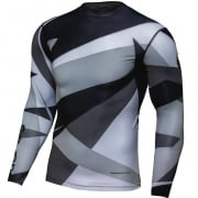 Seven MX Zero Battleship Compression Jersey