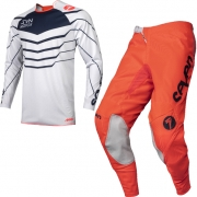 Seven MX Kids Annex Exo Coral Navy Kit Combo