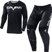 Seven MX Kids Annex Staple Black Kit Combo