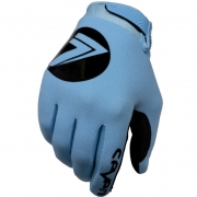 Seven MX Kids Annex Dot Blue Gloves