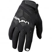 Seven MX Rival Black Gloves