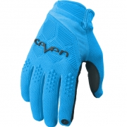Seven MX Rival Cyan Gloves