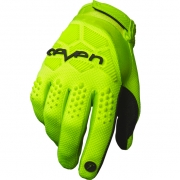 Seven MX Rival Flo Yellow Gloves