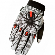 FIST Handwear 8.5 Red Back Gloves