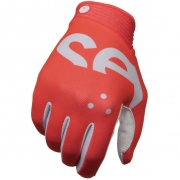 Seven MX Zero Crossover Coral Gloves