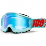 100% Accuri Maldives Mirror Lens Goggles