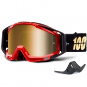 100% Racecraft Hot Rod Mirror Lens Goggles