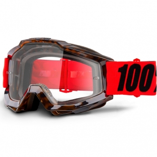100% Accuri Vendome Clear Lens Goggles