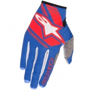 Alpinestars Neo Blue Red Gloves