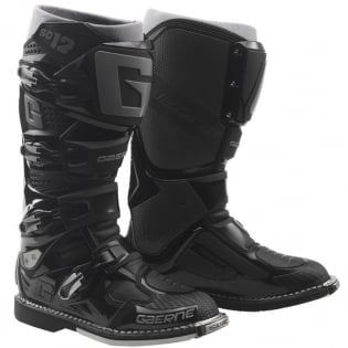 Gaerne SG12 Black Grey Enduro Boots