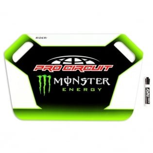 Pro Circuit Monster Energy Pit Board