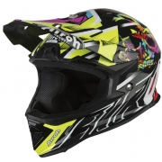 Airoh Archer Junior Mistery Yellow Kids Helmet