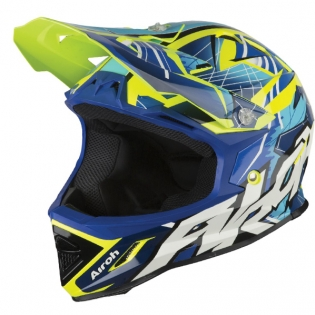 Airoh Archer Junior Bump Blue Kids Helmet