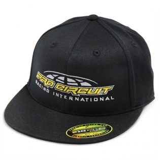 Pro Circuit International Cap - Black Yellow