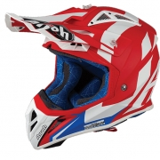 Airoh Aviator 2.3 Bigger Red Helmet