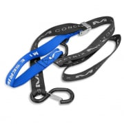 Matrix E-Series 1 Inch Blue Tie Down Straps
