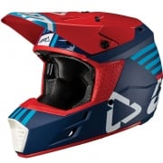 Leatt GPX 3.5 V19.2 Ink Blue Helmet