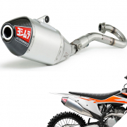 Yoshimura RS4 Stainless System - KTM SXF 450 2019-Current
