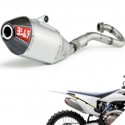 Yoshimura RS4 Stainless System - Husqvarna FC 350 2019-Current