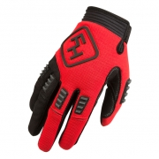 Fasthouse Diesel Red Gloves