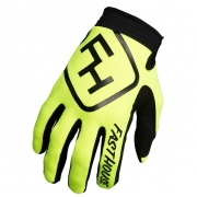 Fasthouse Speed Style Flo Yellow Gloves