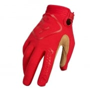 Fasthouse Speed Style Solid Red Gloves