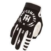 Fasthouse Kids Speed Style Bad Company Black Gloves