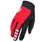 Fasthouse Crossline Red Gloves