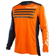 Fasthouse Staple L1 Kids Orange Jersey