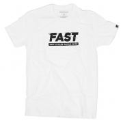 Fasthouse Ticket White T Shirt