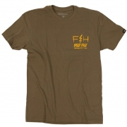 Fasthouse Scotty Military Green T Shirt