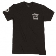 Fasthouse 68 Trick Black T Shirt