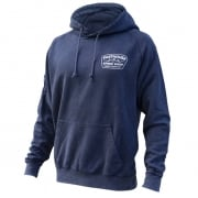 Fasthouse Wedged Navy Wash Hoodie
