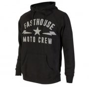 Fasthouse Moto Crew Bolt Black Hoodie