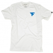 Fasthouse Fast Cycles White T Shirt
