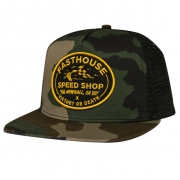 Fasthouse Victory Camo Trucker Hat