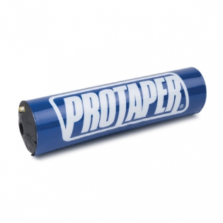 Pro Taper Round 8 Inch Bar Pad - Race Blue