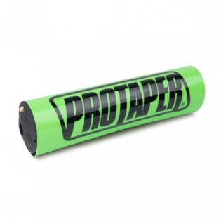 Pro Taper Round 8 Inch Bar Pad - Race Green