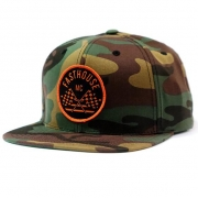 Fasthouse Checkers Camo Hat