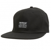 Fasthouse Neighborhood Unstructured Black Cap