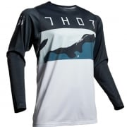 Thor Prime Pro Fighter Blue Camo Jersey