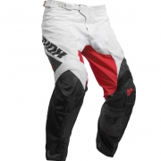 Thor Pulse Air Factory White Red Pants