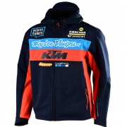 Troy Lee Designs Team KTM Navy Pit Jacket
